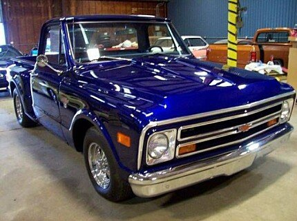 1968 Chevrolet Custom for sale 100977155