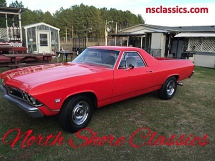 1968 Chevrolet El Camino for sale 100840195
