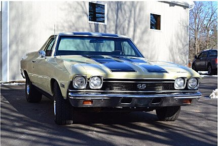 1968 Chevrolet El Camino for sale 100840389