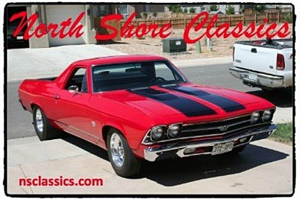 1968 Chevrolet El Camino for sale 100840525