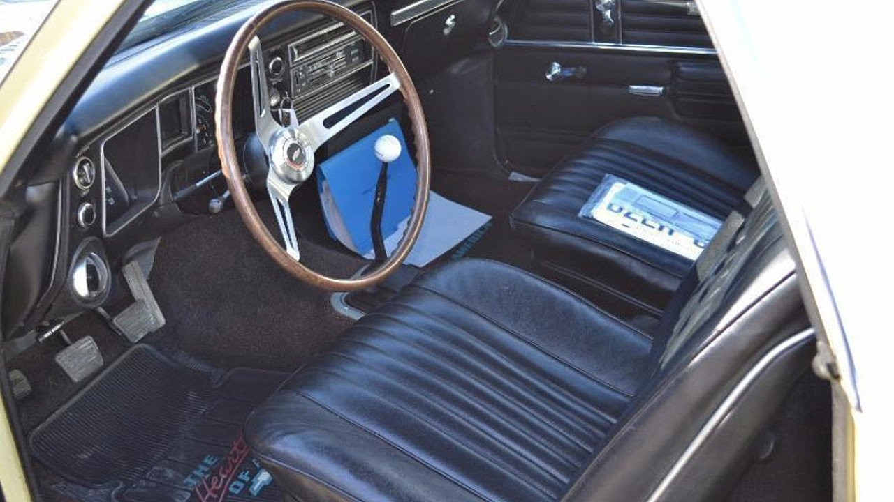 1968 Chevrolet El Camino Ss For Sale Near Kenmore New York 14217 100840389