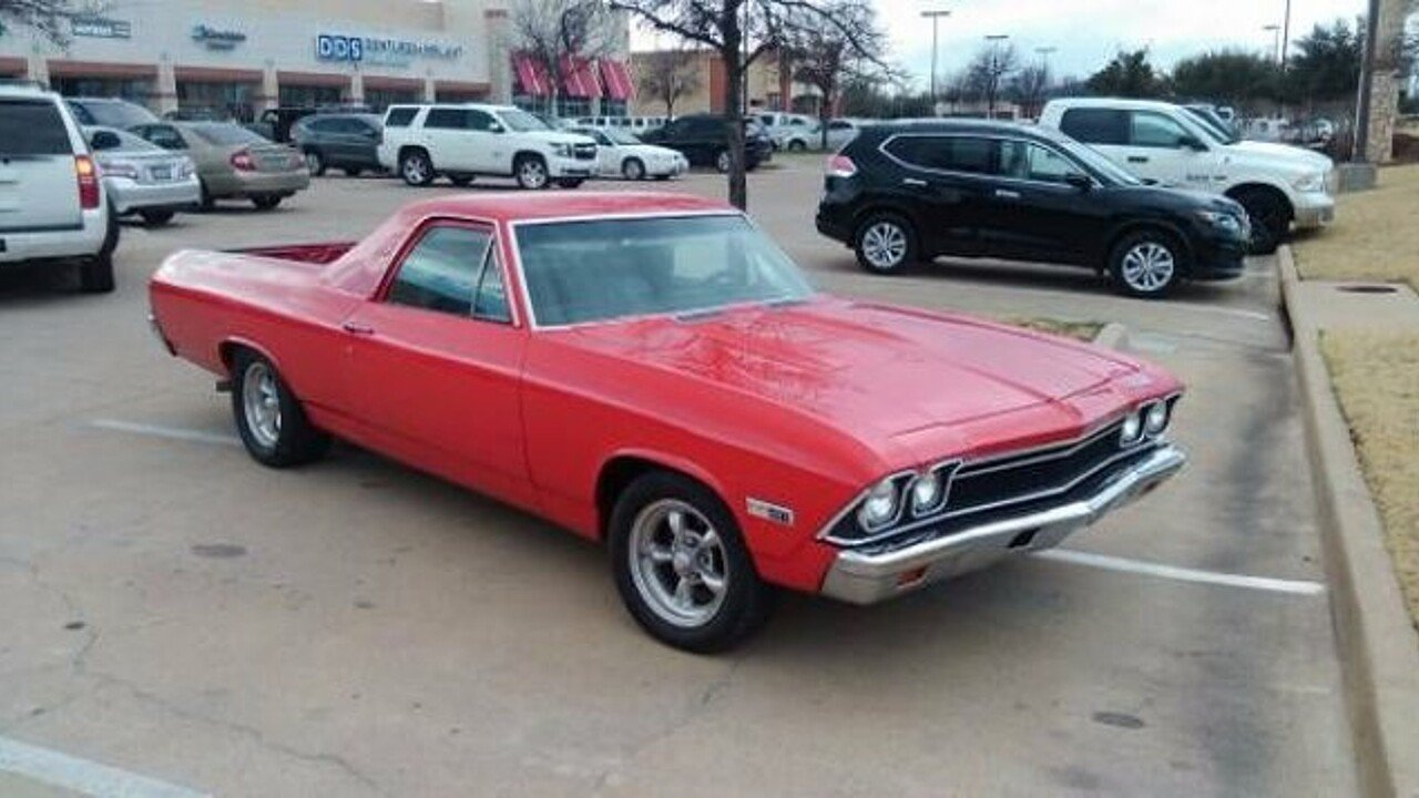 1968 Chevrolet El Camino for sale 100929739