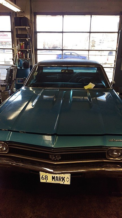 1968 Chevrolet El Camino SS for sale 100952218