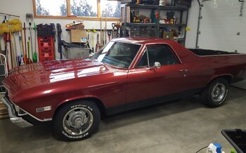 1968 Chevrolet El Camino V8 for sale 100985727