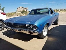 1968 Chevrolet El Camino for sale 100828382