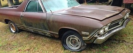 1968 Chevrolet El Camino for sale 100828865