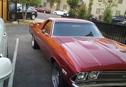 1968 Chevrolet El Camino for sale 100837332