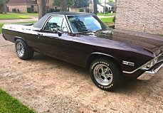 1968 Chevrolet El Camino for sale 100896402