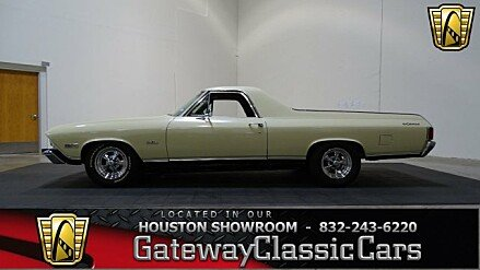 1968 Chevrolet El Camino for sale 100964055