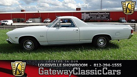 1968 Chevrolet El Camino for sale 100964172