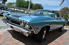 1968 Chevrolet El Camino for sale 100974526