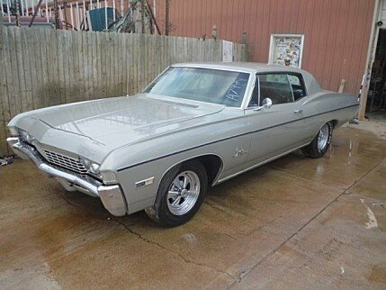 1968 Chevrolet Impala for sale 100798643