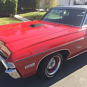 1968 Chevrolet Impala SS for sale 100821632