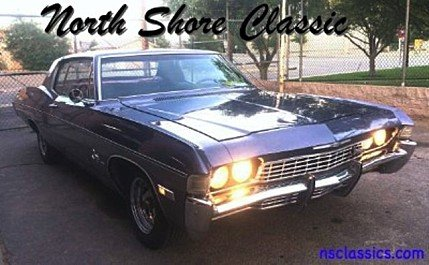 1968 Chevrolet Impala for sale 100840526
