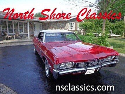 1968 Chevrolet Impala for sale 100840651