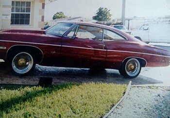 1968 Chevrolet Impala for sale 100791987
