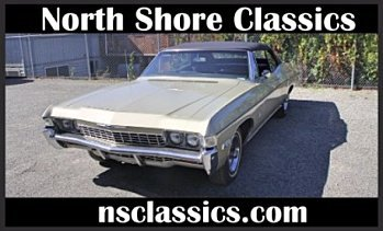 1968 Chevrolet Impala for sale 100799518