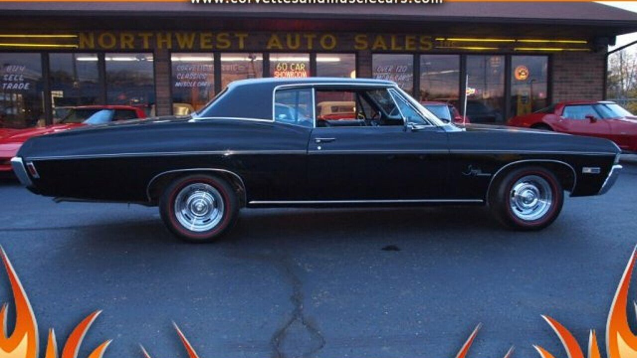 1968 Chevrolet Impala for sale 100820307