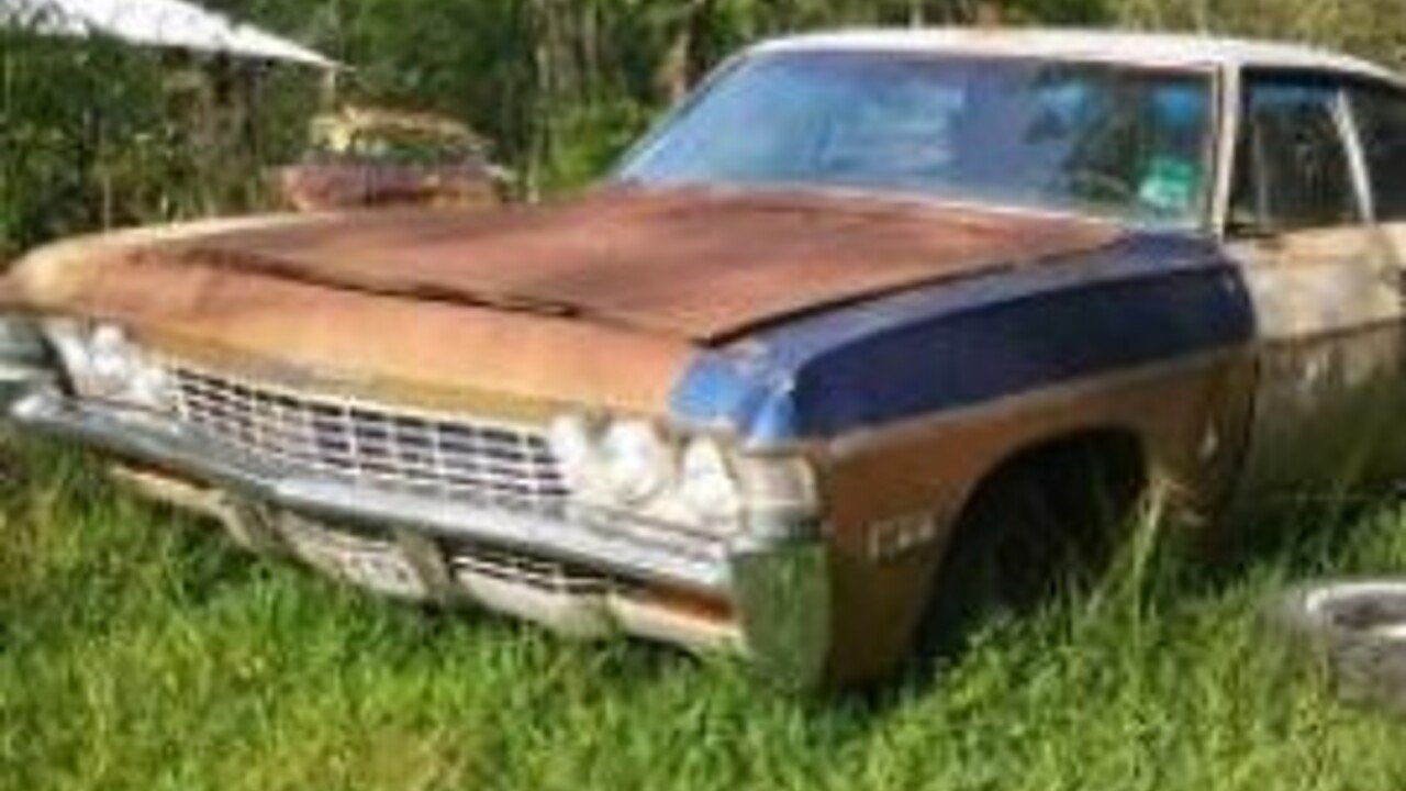 1968 Chevrolet Impala for sale 100877659