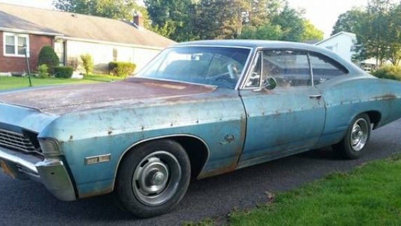 1968 Chevrolet Impala for sale 100890502