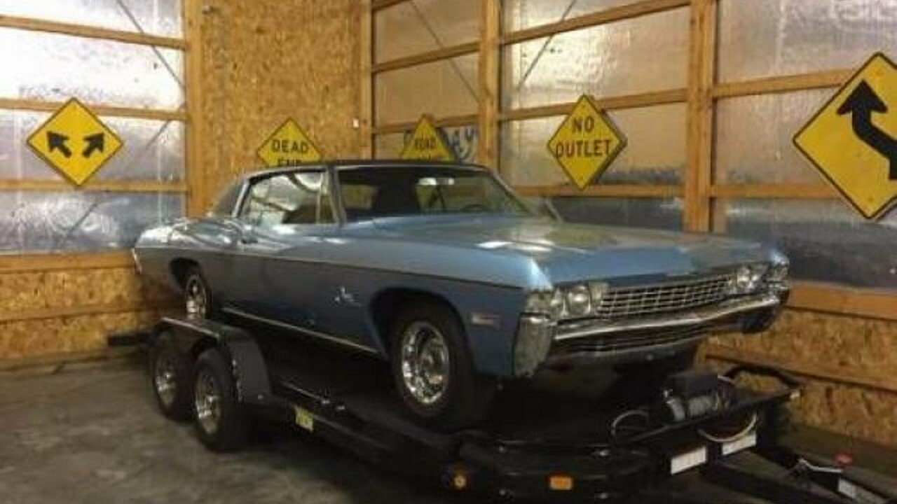 1968 Chevrolet Impala for sale 100905792