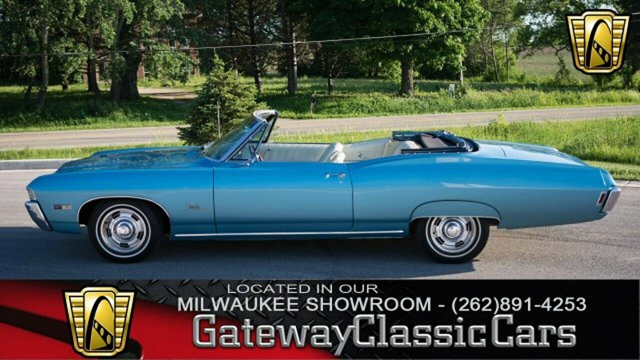 1968 Chevrolet Impala for sale 100919959