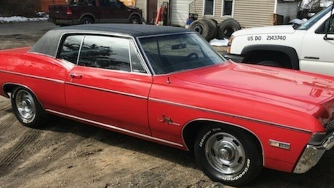 1968 Chevrolet Impala for sale 100968976