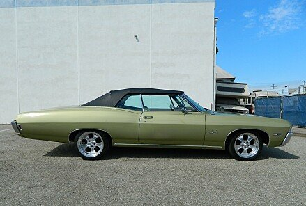 1968 Chevrolet Impala for sale 100798219