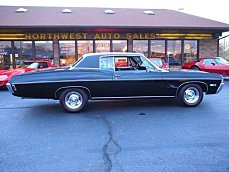 1968 Chevrolet Impala for sale 100820478
