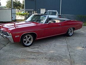 1968 Chevrolet Impala for sale 100828552