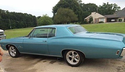1968 Chevrolet Impala for sale 100828736