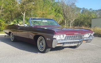 1968 Chevrolet Impala SS for sale 100866250