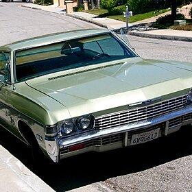 1968 Chevrolet Impala for sale 100882711