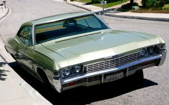 1968 Chevrolet Impala for sale 100882711