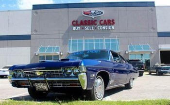 1968 Chevrolet Impala for sale 100885506