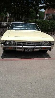 1968 Chevrolet Impala for sale 100957912