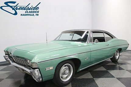 1968 Chevrolet Impala for sale 100980865