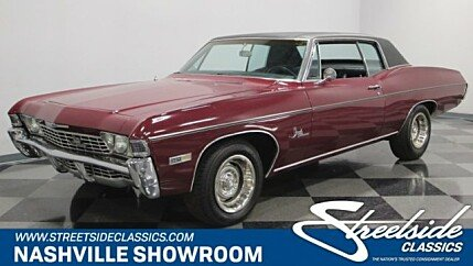 1968 Chevrolet Impala for sale 100980882