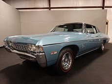 1968 Chevrolet Impala for sale 100988989