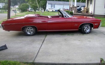 1968 Chevrolet Impala Coupe for sale 101002940