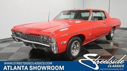 1968 Chevrolet Impala for sale 101012601