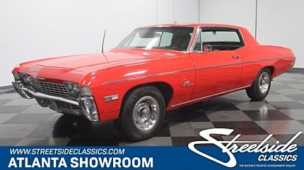 1968 Chevrolet Impala for sale 101012601