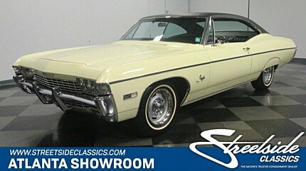 1968 Chevrolet Impala for sale 101021959