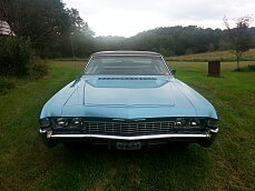 1968 Chevrolet Impala Coupe for sale 101032758