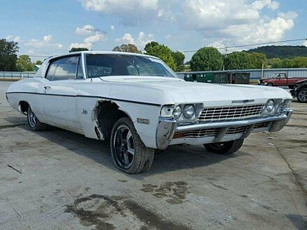 1968 Chevrolet Impala for sale 101042895