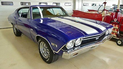1968 Chevrolet Malibu for sale 100863663