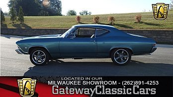 1968 Chevrolet Malibu for sale 100964237