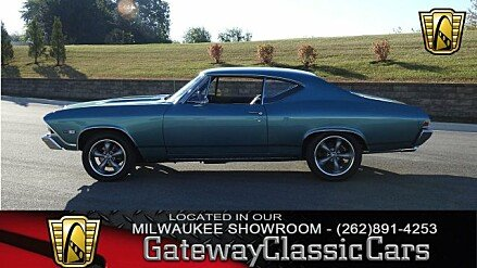 1968 Chevrolet Malibu for sale 100948853