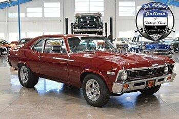 1968 Chevrolet Nova for sale 100725242
