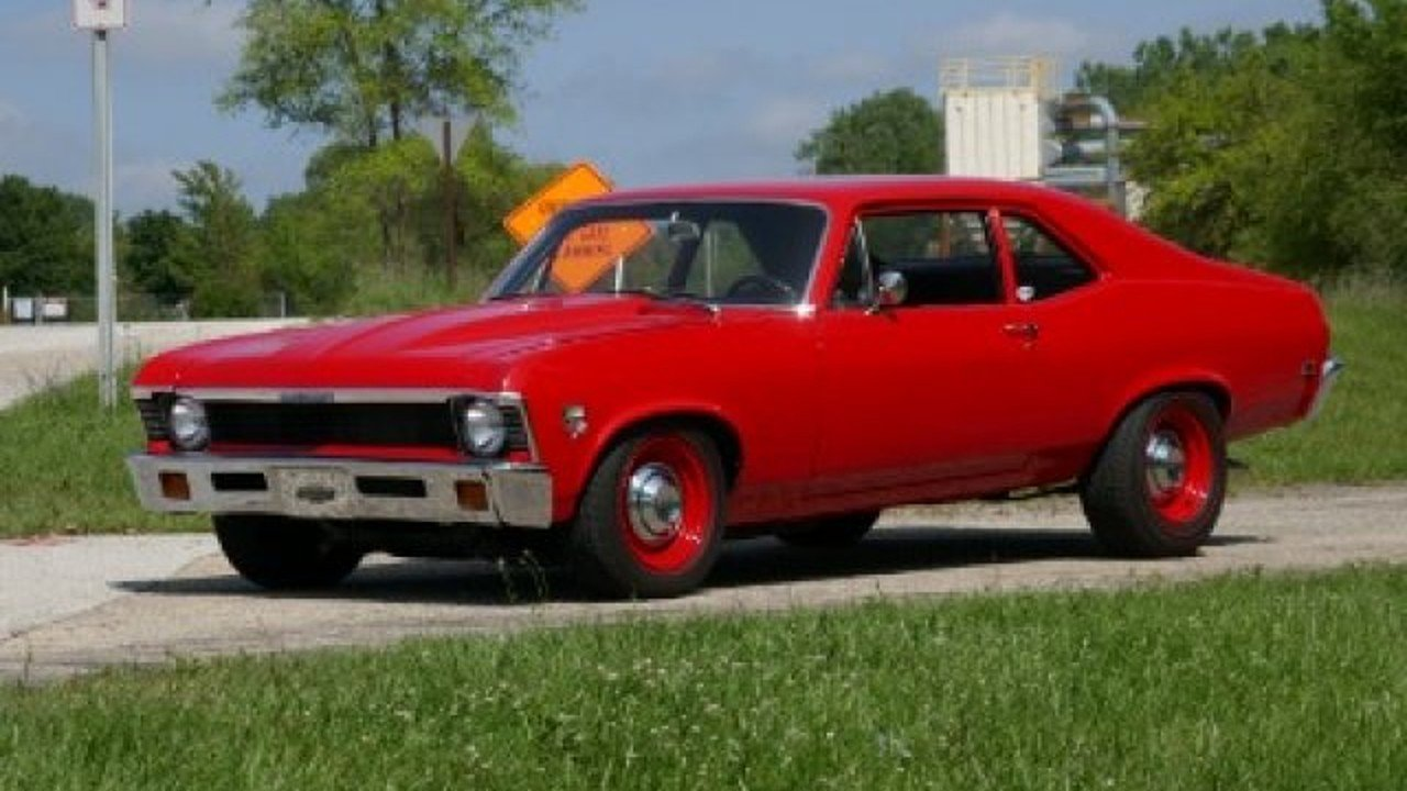 1968 Chevrolet Nova for sale 100889035